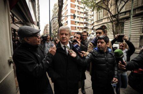 Comprobaron la presencia de agentes tóxicos en el departamento de CFK luego del allanamiento