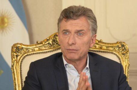 """Macri sobre la persecución a CFK: """"Esto que está pasando le conviene, es fundacional para la Argentina"""""""