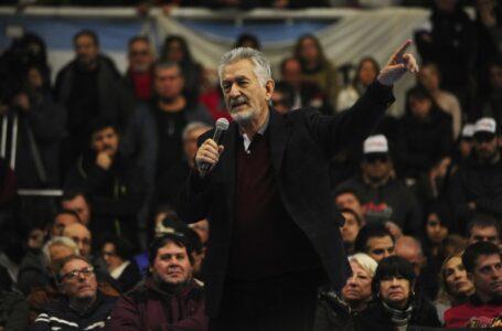 """El peronismo y un """"Frente Nacional y Patriótico que no deje afuera a nadie"""""""