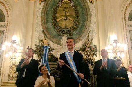 """Macri culpó a los """"cuadernos"""" de Centeno por """"la recesión económica"""""""