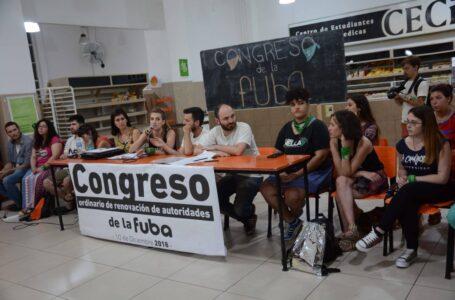 Con el auxilio de La Cámpora, el Partido Obrero retomó la presidencia de la FUBA junto a La Mella