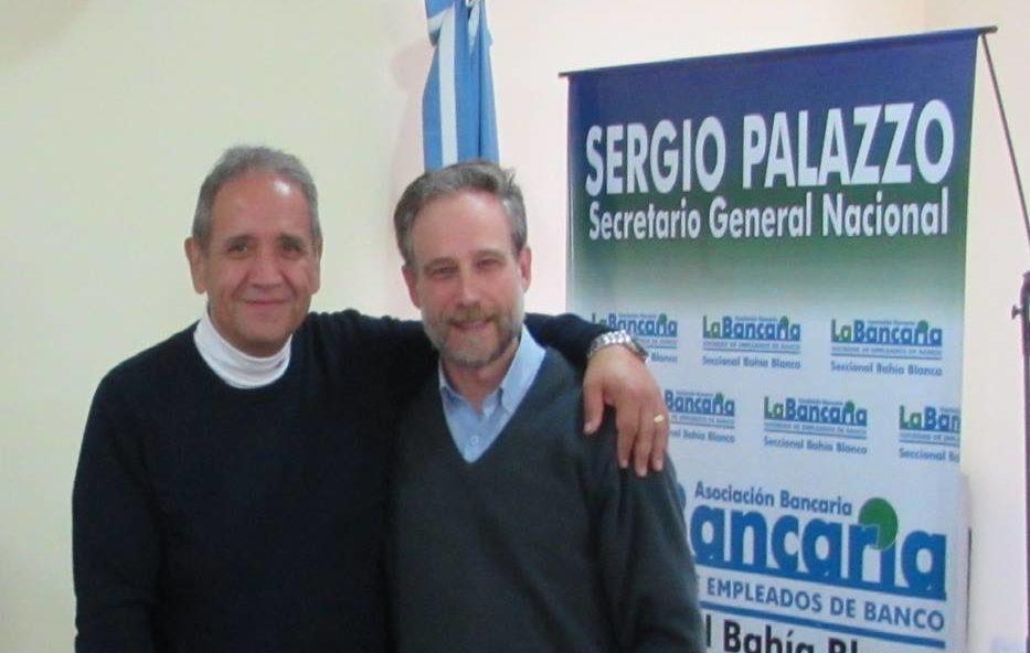 """Fernando García de La Bancaria: """"Deberíamos estar todos unidos y parando contra este gobierno neoliberal"""""""