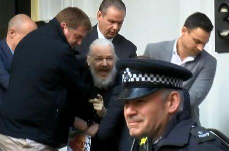 "Lucas Nigoevic sobre la detención de Julian Assange: ""es ilegal e inconstitucional"""