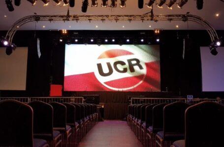 Radicales insultaron a Macri en la Convención Nacional de la UCR