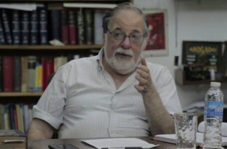 """David Iud: """"un sector de la oposición quiere forzar un conflicto de poderes"""""""