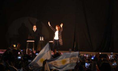 Cristina en San Juan en el homenaje a Evita junto a Uñac y Gioja y luego Cristina visita Mendoza para presentar Sinceramente