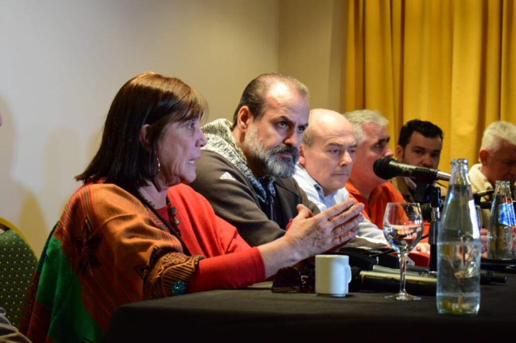 Teresa García irregularidades en el proceso electoral Dudas sobre Smartmatic
