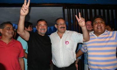Cierre de los frentes electorales en Salta