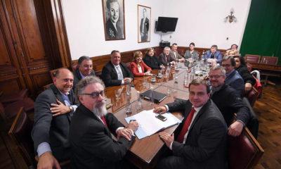 Senadores peronistas presentaron un proyecto para compensar a las provincias