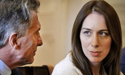 Vidal habilitó a los diputados a despegarse de Macri