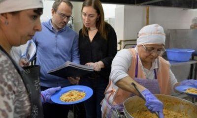 """Vidal habló sobre la emergencia alimentaria: """"no la necesitamos"""""""
