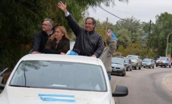 """Pablo Yapur, candidato de Cambiemos en La Rioja despotricó contra los """"putos pobres"""" que votaron a """"este K de mierda""""."""