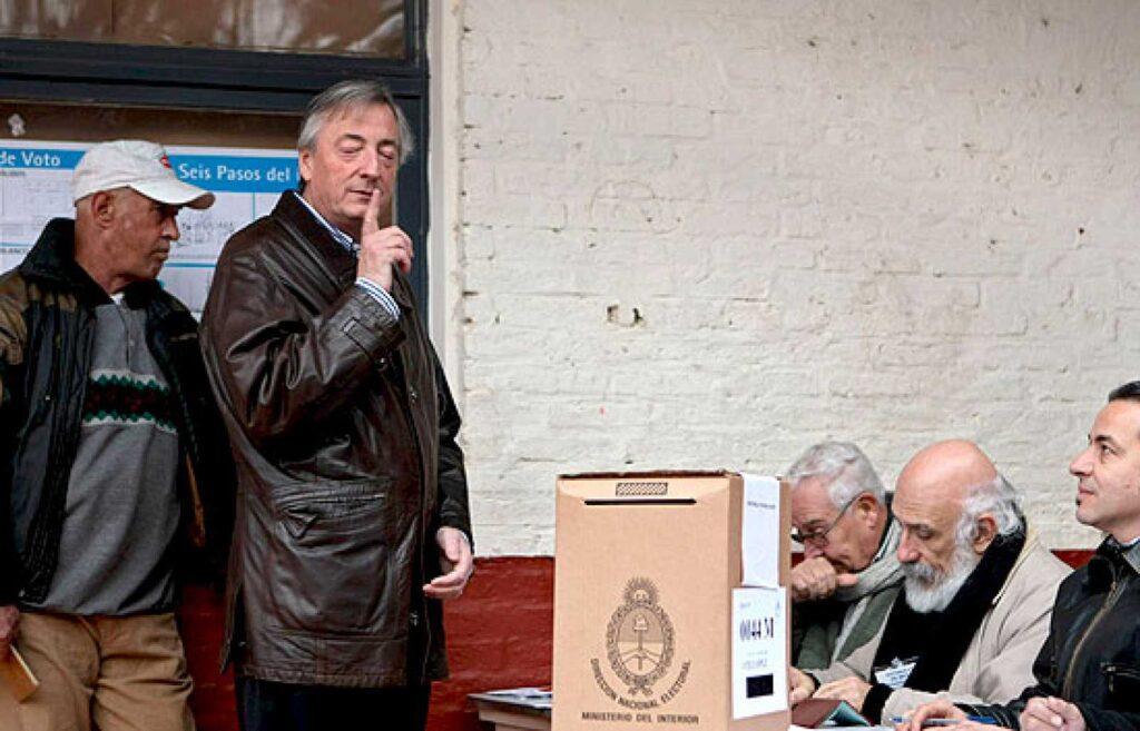 9 años del fallecimiento de Néstor Carlos Kirchner