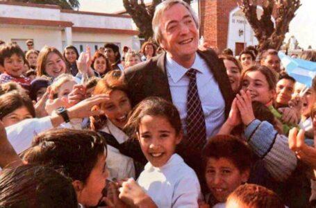 Se cumplen hoy 9 años del fallecimiento de Néstor Carlos Kirchner