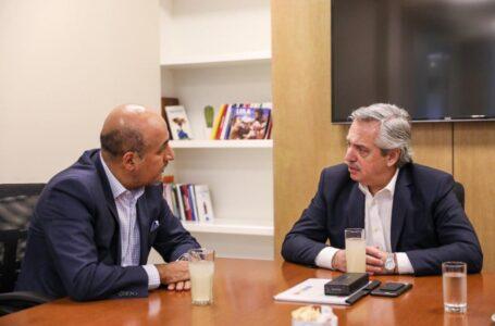 López Obrador recibe el lunes a Alberto en su primera gira como presidente electo de Argentina
