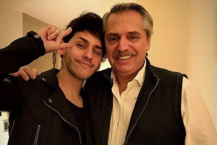 El hijo de Alberto Fernández recibió amenazas de muerte contra su padre