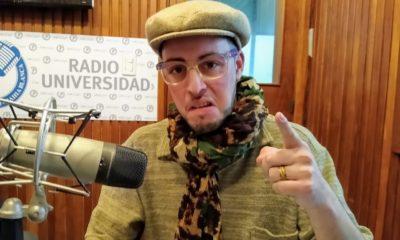 Faustino Ranzzio, un peronista de Cambiemos, personaje de Kevin Murphy