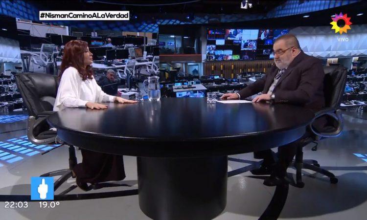 Jorge Lanata deja su programa
