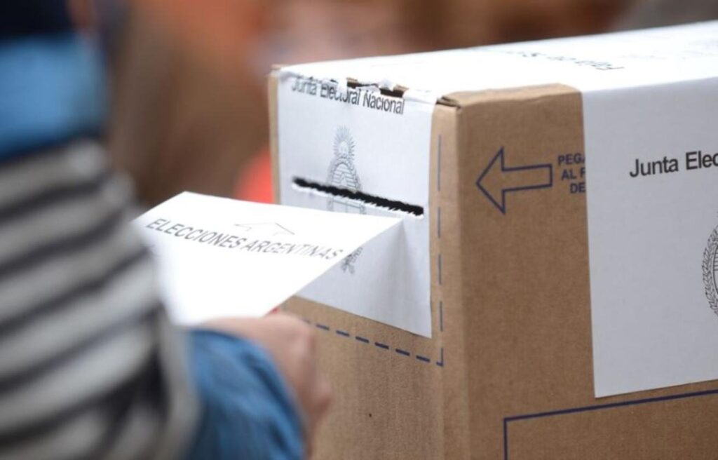 La Junta Electoral Modifico Las Actas De Escrutinio A Dias