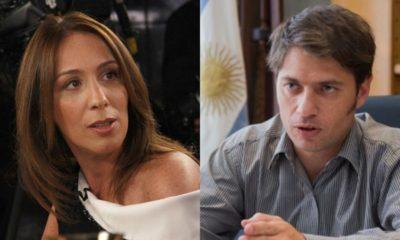 Kicillof denunció que Vidal esconde las cuentas provinciales