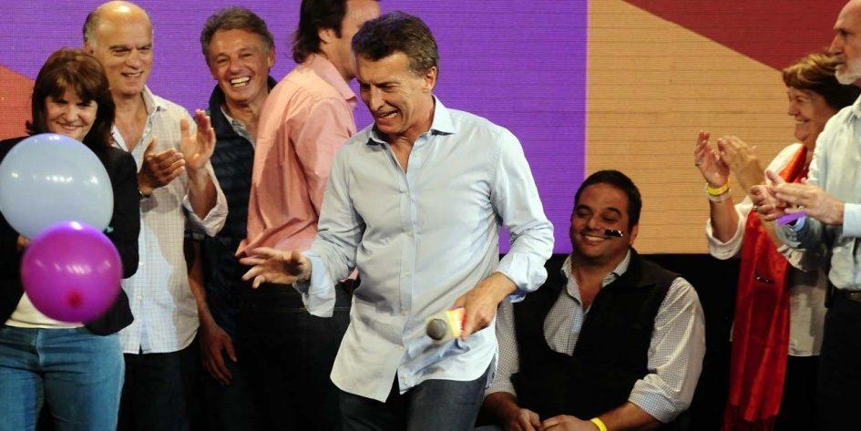 El cumbión del debate presidencial que expone las mentiras de Mauricio Macri