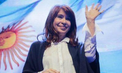 agenda de campaña de Cristina hasta las elecciones