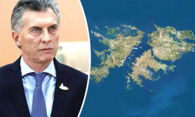 cri entregó el petróleo de Cuenca Malvinas a empresas británicas