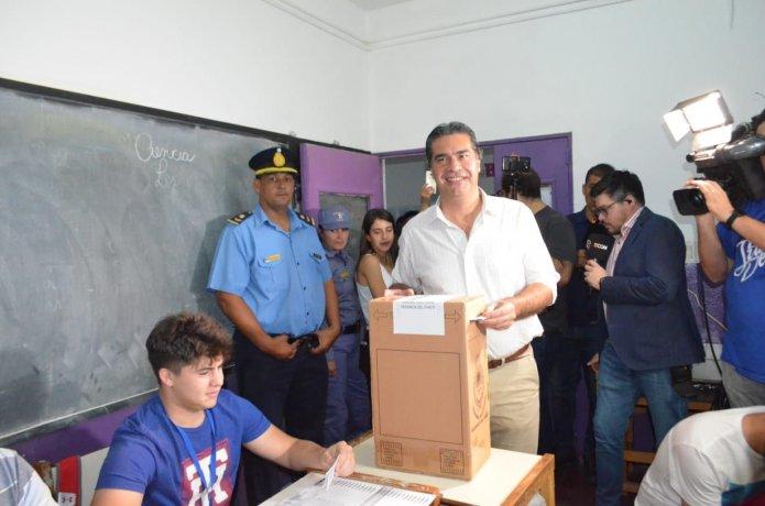 elecciones gobernador Chaco 2019