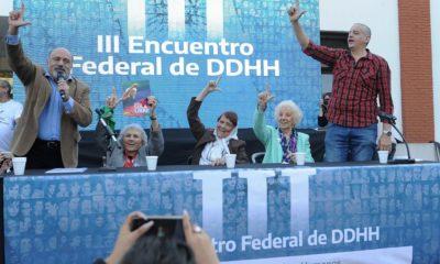Tercer Encuentro Federal de Derechos Humanos
