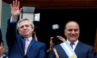 primeras medidas de Alberto Fernández