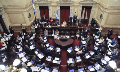 nueva composición del Senado Nacional