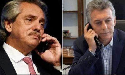 Alberto le exigió a Macri que no cierre la Embajada en Bolivia