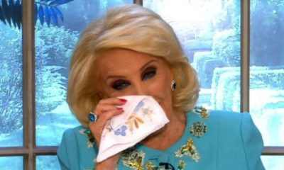 Cancelan el programa de Mirtha Legrand