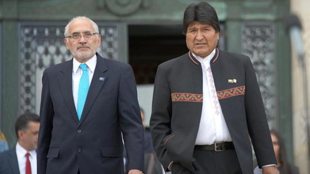 Evo Morales convocó a nuevas elecciones
