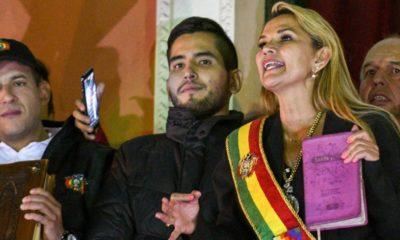 Jeanine Áñez anunció que convocará a elecciones