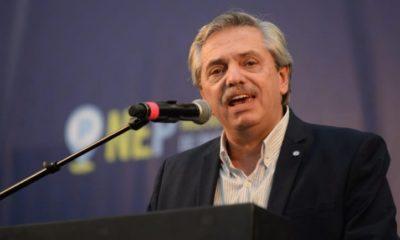 Gabinete Presidencial de Alberto Fernández