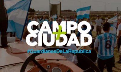 """Campo más Ciudad: Cambiemos se disfraza de """"El Campo"""" y amenaza a Alberto para que no establezca retenciones al agro"""