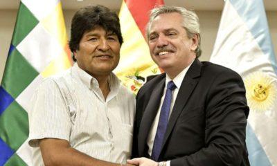 Alberto y Cristina condenaron el golpe de Estado en Bolivia