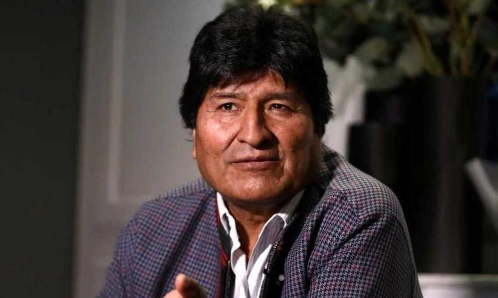 Evo Morales anunció que quiere terminar su mandato pero que no será candidato