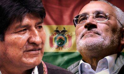 golpe de estado a Evo Morales por Carlos Mesa