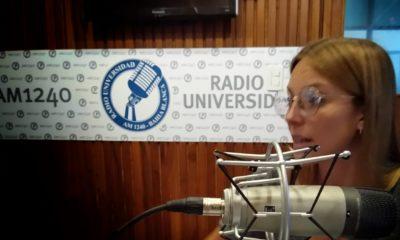 Maite Alvado conversó sobre lawfare y fake news con Juan Ignacio Guarino en El Ágora, por Radio Universidad