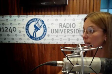 """Maite Alvado se refirió al lawfare y las fake news dentro del contexto de las nuevas """"guerras híbridas"""""""