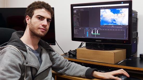 Matias Mazzagati en entrevista con Kevin Murphy sobre política y anime