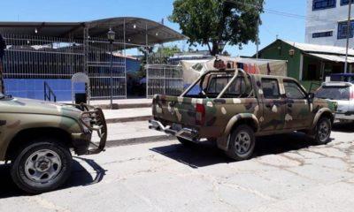 militares bolivianos ingresaron a Salta