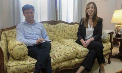 Vidal quiere condicionar a Kicillof para controlar la provincia y liderar la oposición