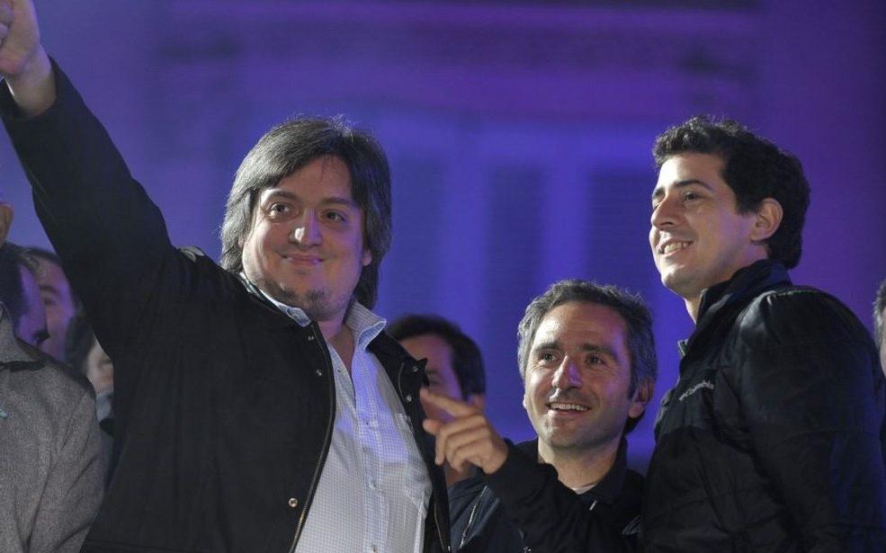 Sobreseyeron a Máximo Kirchner, Wado de Pedro y Andrés Larroque en un spinoff de la Causa Fotocopias