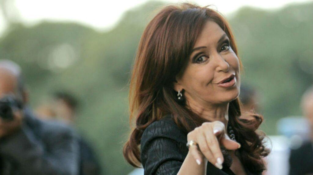 Cristina sobre el Tribunal que se negó a transmitir en vivo su indagatoria