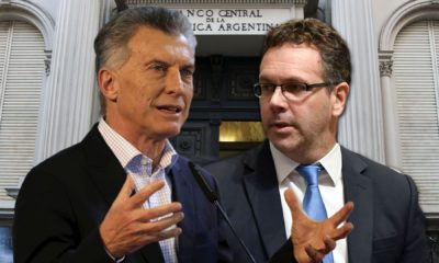 Guido Sandleris renunció como titular del Banco Central