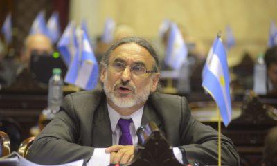 Luis Basterra Ministro de Agricultura