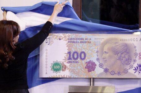 Miguel Pesce adelantó cambios en los billetes y la creacion de uno de mayor denominación